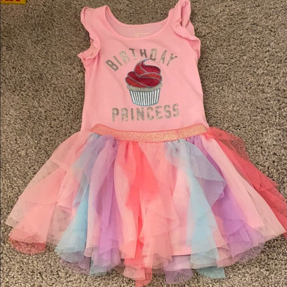 Cute Toddler birthday outfit